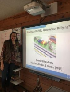 Megan Kopscik - Olweus Bullying Prevention Training