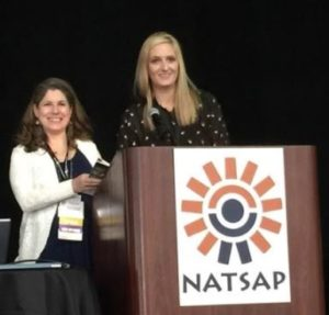 Shaler Cooper, Admissions Director at Cherokee Creek Boys School, was Chairperson for the NATSAP 2018 National Conference